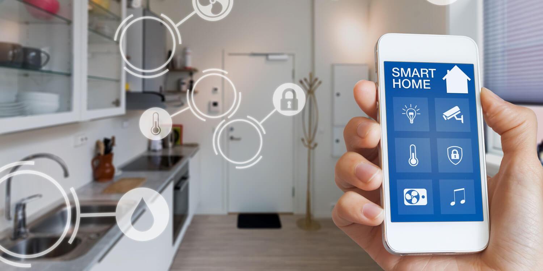 Smart Home Vernetzung