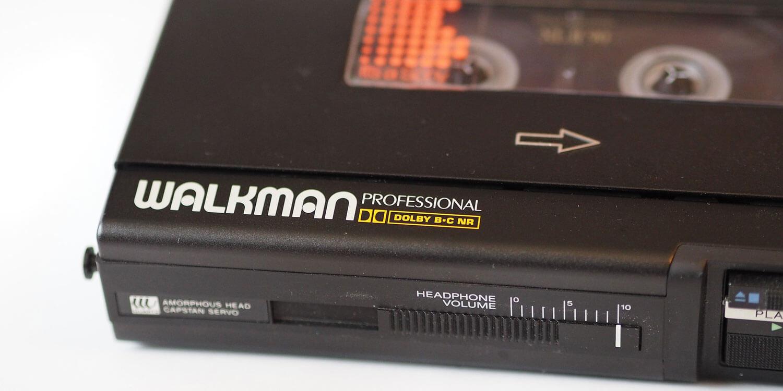 Sony Walkman wird 40