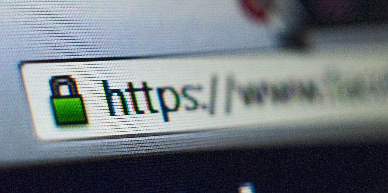 Das S in https steht für Sicherheit (Security)
