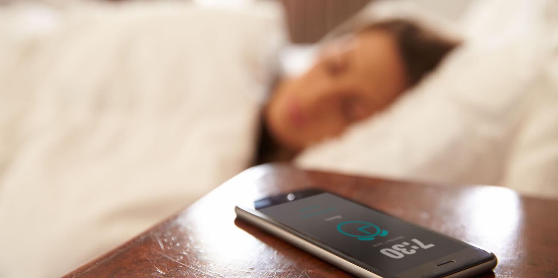 Digital Detox: Smartphone ist kein guter Wecker-Ersatz