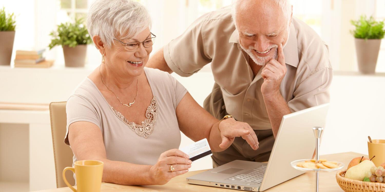 Sicherheit für Senioren im Internet: 5 fundamentale Sicherheitsregeln für Internet-Neulinge