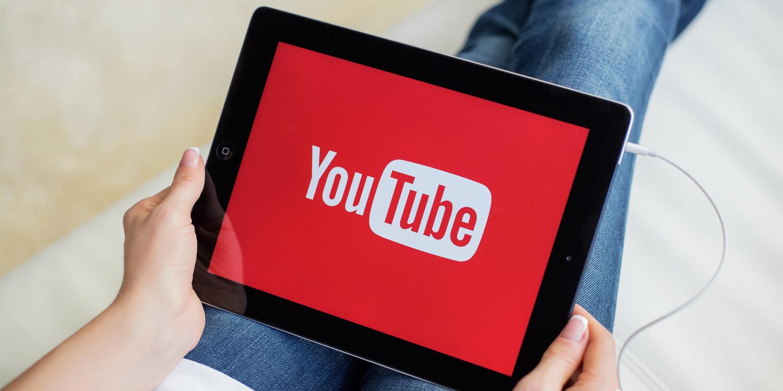 Ein einfacher Punkt macht YouTube werbefrei
