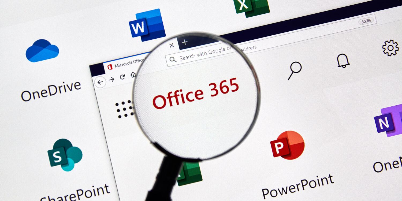 Office 365 spioniert - und das am Arbeitsplatz.